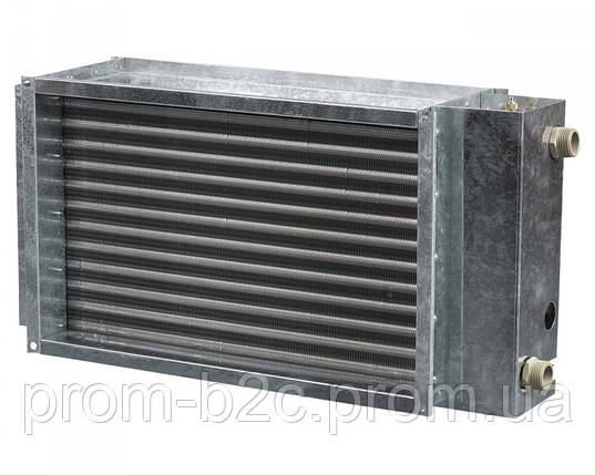 Водяной нагреватель НКВ 400х200-4, фото 2