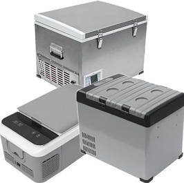 Портативные холодильники морозильные камеры для туризма