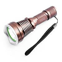 Мощный аккумуляторный фонарик POLICE BL-8377 T6