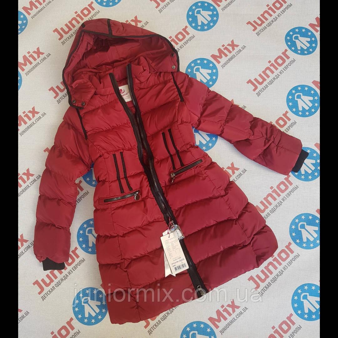 Куртка зимняя подростковая на девочку  SEAGULL.