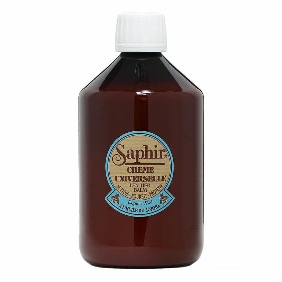 Бальзам для кожаных изделий Saphir Creme Universelle 500 ml