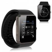 Наручные смарт часы Smart Watch Z6 часы мужские, черные