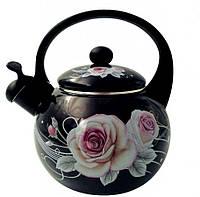 Чайник со свистком на 2.5 литра (EB-1780R)