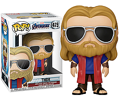 Фигурка Funko Pop Фанко Поп Мстители Финал Тор Avengers Endgame Thor 10 см A T479