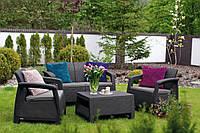 Комплект садовой мебели Keter Corfu, фото 1