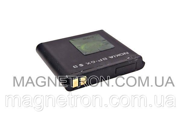 Аккумуляторная батарея BP-6X Li-ion для мобильных телефонов Nokia 700mAh, фото 2