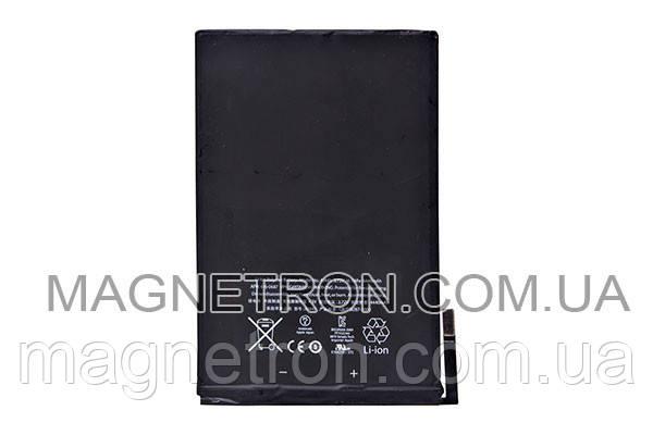 Аккумулятор. батарея G69TA005H Li-ion для планшета Apple iPad Mini 4440mAh 616-0687
