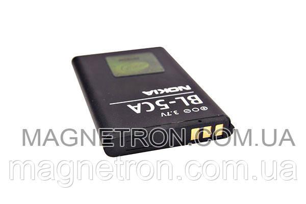 Аккумуляторная батарея BL-5CA Li-ion для мобильных телефонов Nokia 700mAh, фото 2