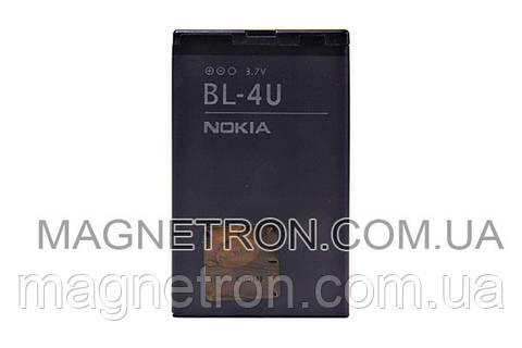 Аккумуляторная батарея BL-4U Li-ion для мобильного телефона Nokia 1000mAh