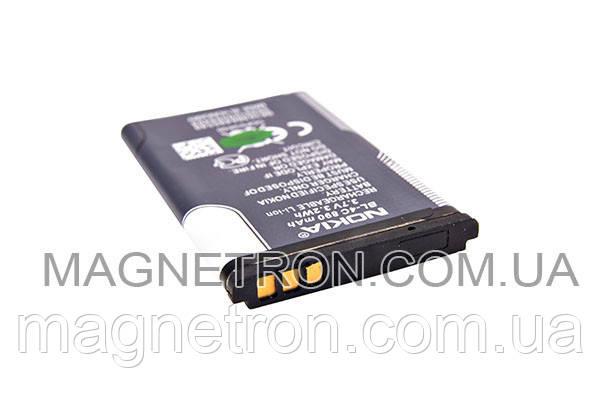 Аккумуляторная батарея BL-4C Li-ion для мобильных телефонов Nokia 890mAh, фото 2