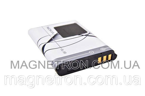 Аккумуляторная батарея BL-5B Li-ion для мобильных телефонов Nokia 860mAh, фото 2