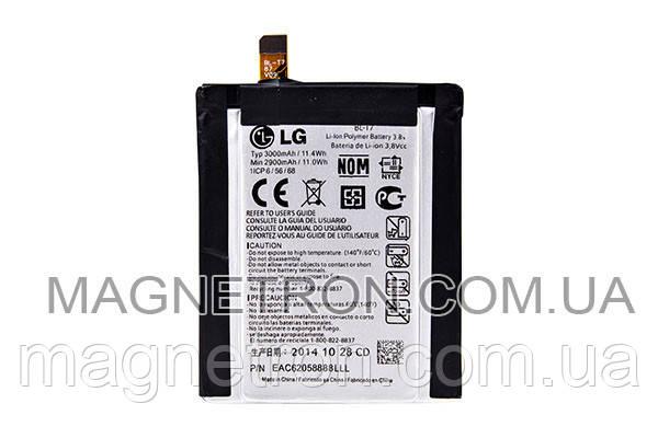 Аккумуляторная батарея BL-T7 Li-Polyner для мобильных телефонов LG EAC62058701 3000mAh, фото 2