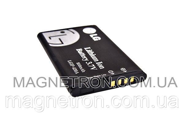 Аккумуляторная батарея LGIP-430A Li-ion для мобильного телефона LG SBPL0091401 950mAh, фото 2