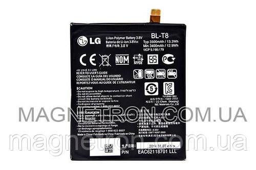 Аккумуляторная батарея BL-T8 Li-Polyner для мобильных телефонов LG EAC62118701 3500mAh