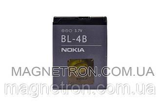 Аккумуляторная батарея BL-4B Li-ion для мобильных телефонов Nokia 700mAh