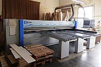 Пильный центр Holzma HPP250/38/38 бу 2014г. с вылетом пилы 80мм, фото 1