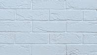 Декоративная гипсовая плитка,кирпич Бельгийский клинкер, белый кирпич, искусственный камень