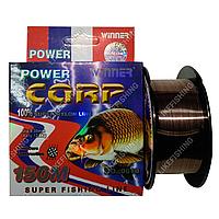 Леска Winner Power Carp 0.40 мм 19.2 кг 150 метров