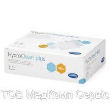 Активована пов'язка на рану для терапії у вологому середовищі HydroClean® plus 4см x 8см 10шт