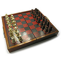 Шахматы антиквариат (33х17,5х9,5 см)