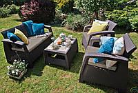 Комплект садовой мебели Curver Corfu, фото 1