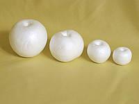 Яблоко пенопластовое 3.5 см