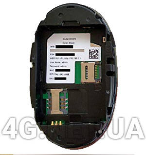 4G WI-FI роутер ZTE WD670 под симку Киевстар, Vodafone, Lifecell, фото 2