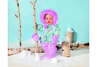 Кукла для девочек пупс Baby Born Оригинал Беби Борн Нежные объятия Зимняя красавица Zapf Creation 827529