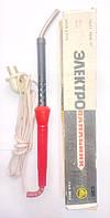 Паяльник электрический СССР 65W 220V ручка карболт, жало 9мм