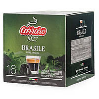 Кофе в капсулах Бразилия Dolce Gusto 16 cap. Carraro Caffe S.p.A.Italia