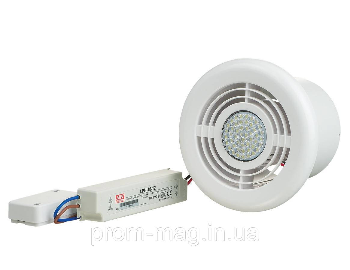Диффузор с подсветкой ФЛ-Т 100 LED и трансформатором