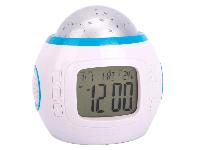 Часы проектор звездного неба Звуки природы , детский светилньик