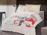 Постельное белье Полуторное Ранфорс ТМ DO&CO HOME Elodie