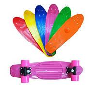 """Скейт """"Extreme plus"""" алюм. подвеска МГ178"""