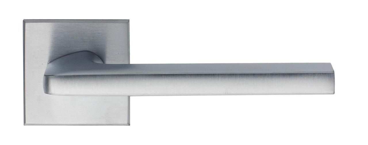 Ручки для дверей Zogometal 0354 хром матовий