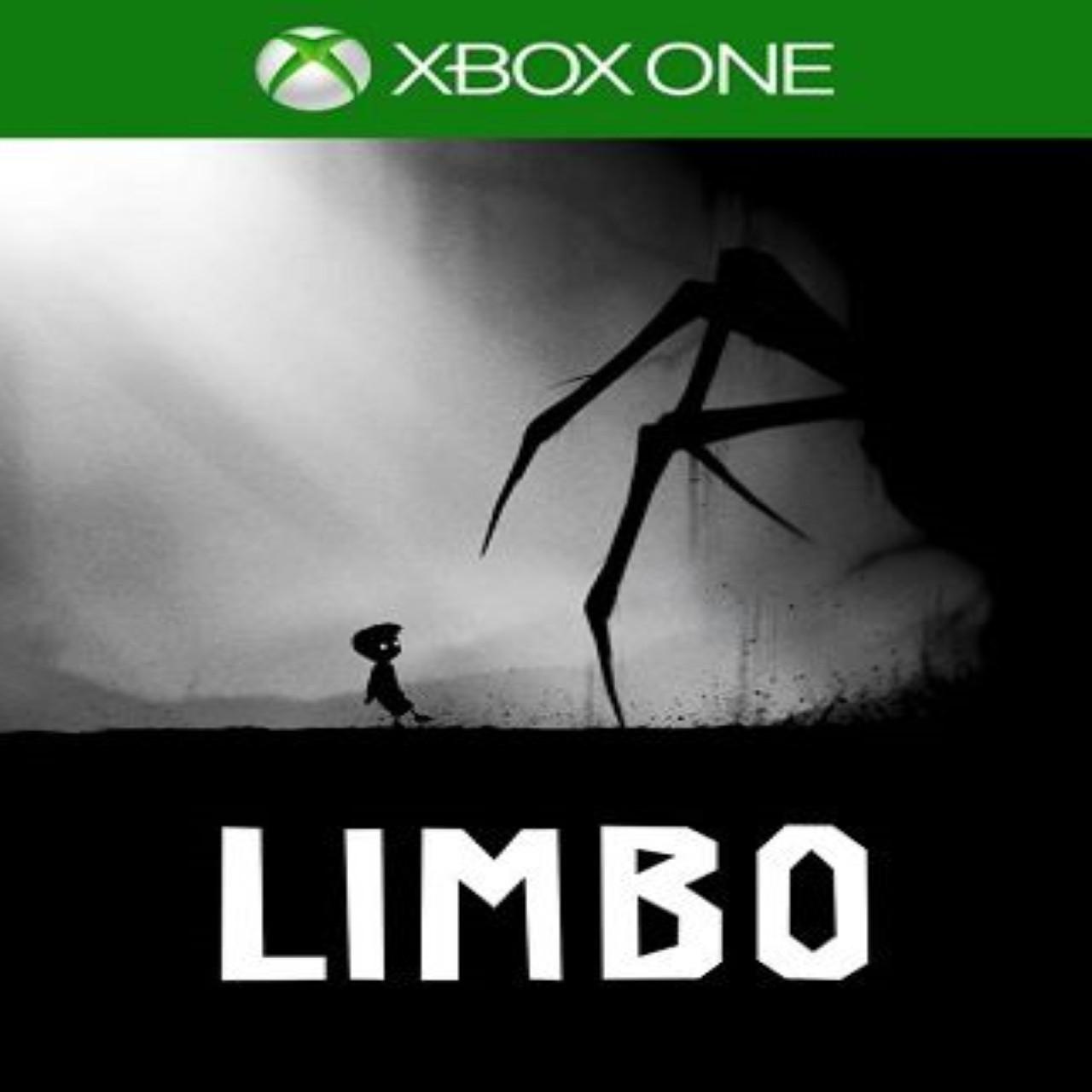 Limbo Xbox One ENG (КОД)