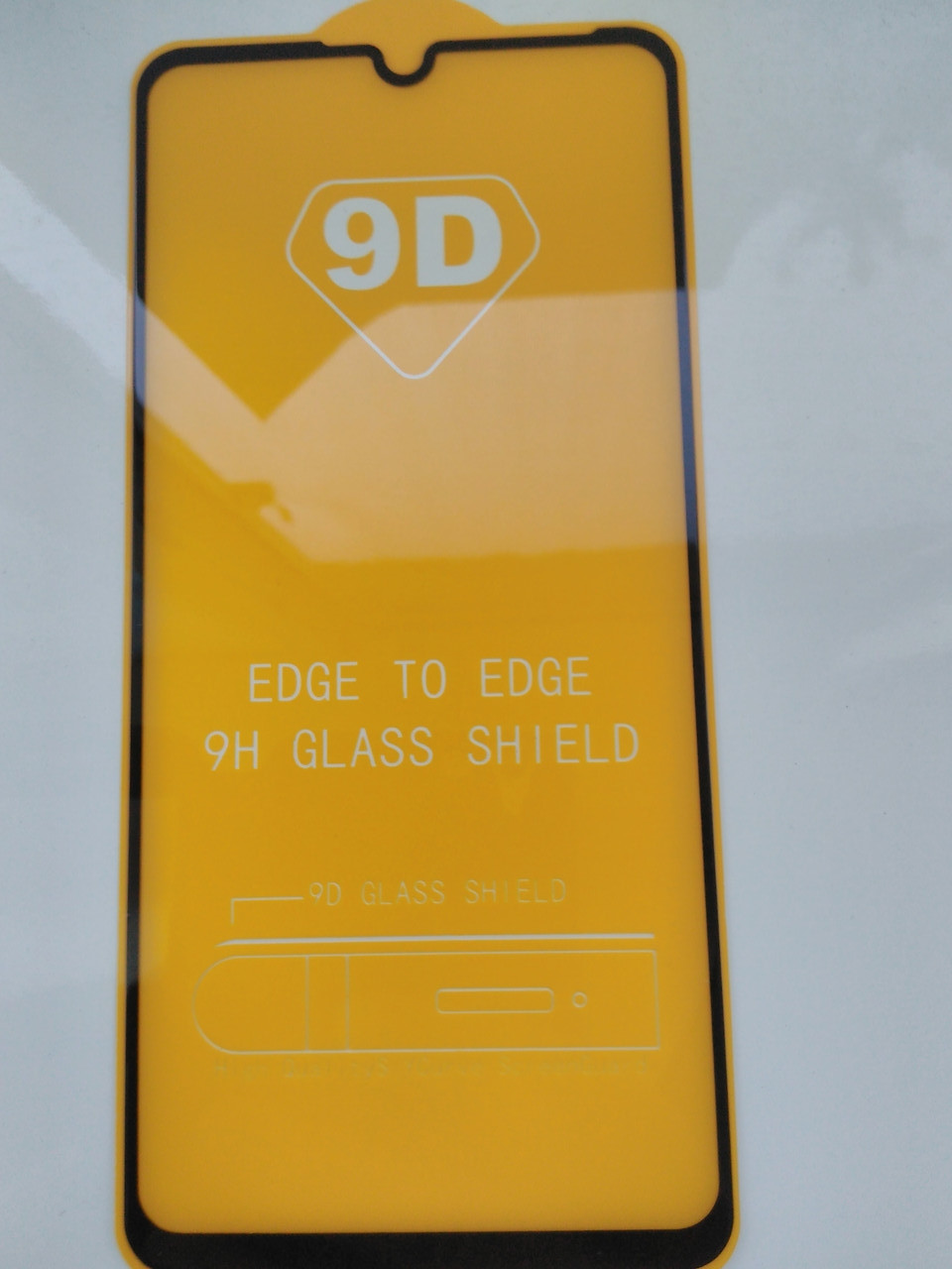 Защитное   стекло    Full Glue   Xiaomi  MI A3 (черн.)