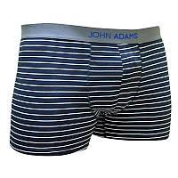 Трусы Мужские боксеры John Adams Navy, фото 1