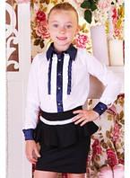 Блуза для школы Светлана