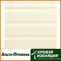 Панель софит Альта-Профиль, Кремовый, размер: 3,0х0,232м