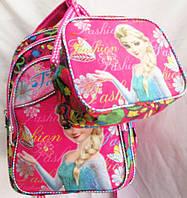 Рюкзак детский с ортопедической спинкой+сумка  пр-во Турция , фото 1