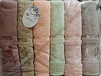 Махровое полотенце 70*140 Cestepe Vip Cotton Турция