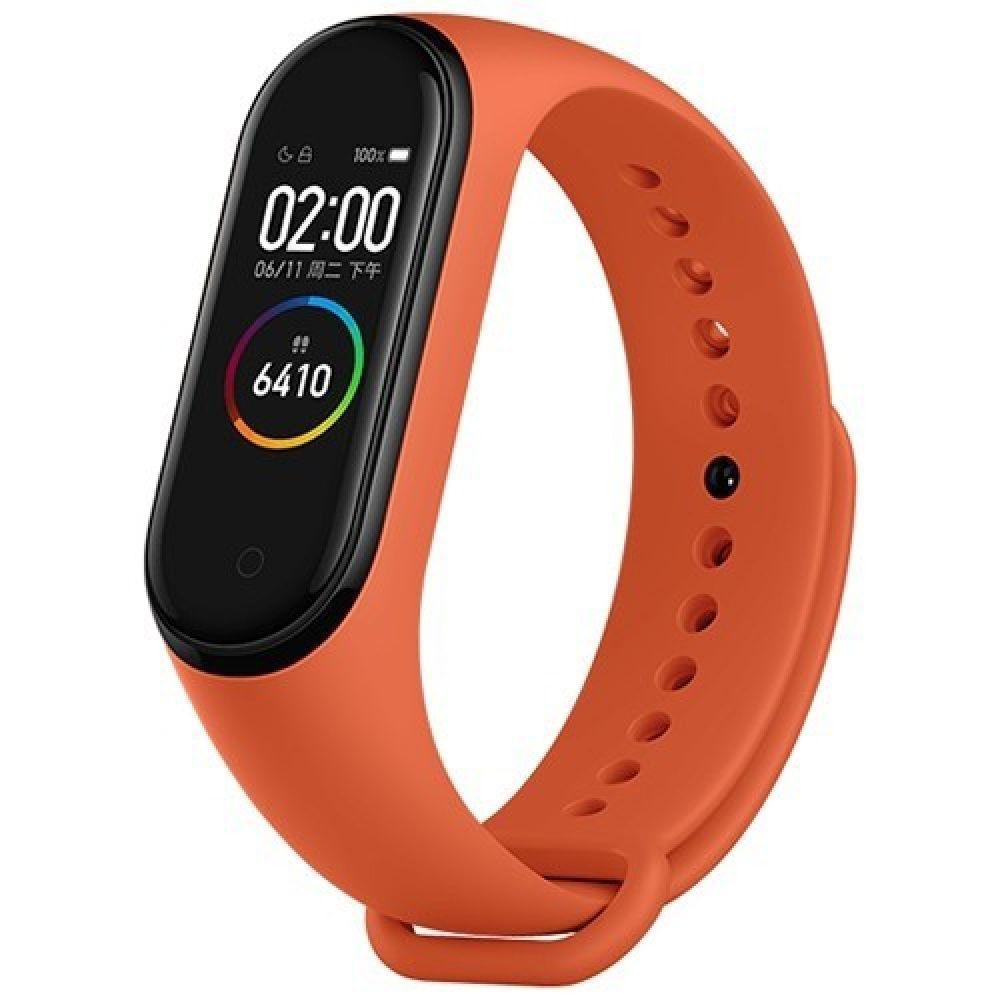 Фитнес-Трекер Xiaomi Mi Band 4 Цвет Оранжевый