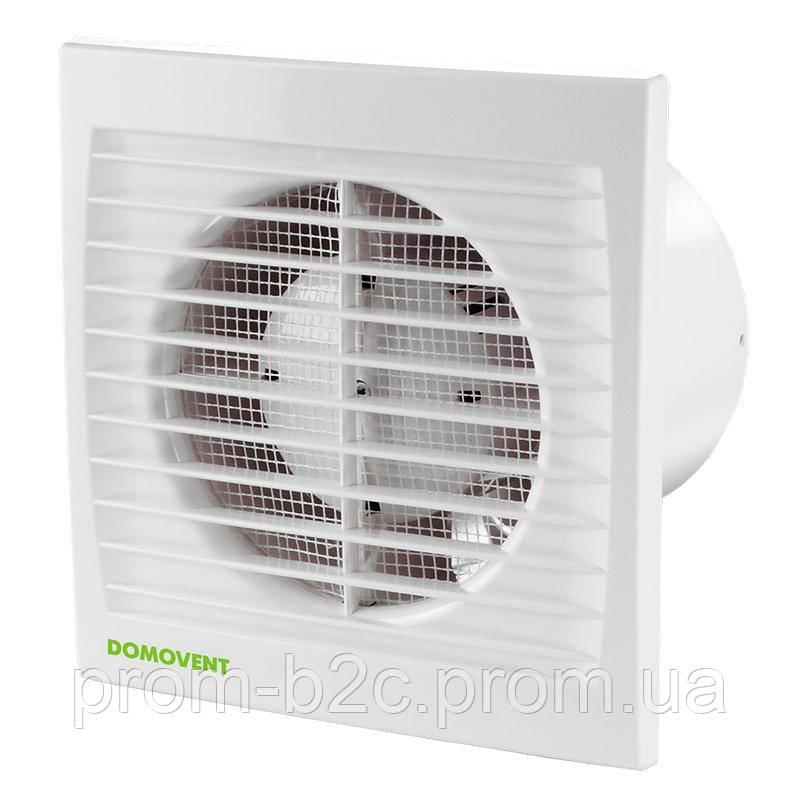 Вентилятор Домовент 125 СТ с таймером