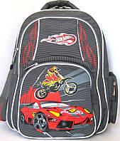 Рюкзаки школьныйе HOT WHEELS недорого, фото 1