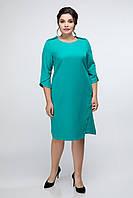 Платье женское в 3х цветах АР Австрия 50-56 размеры, фото 1