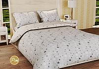 Постельное белье 2,0 - спальное Ранфорс ТМ Leleka-Textile Р194