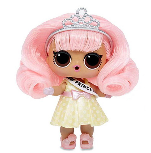 Лол з волоссям 2 хвиля L. O. L. Hairgoals Принцеса Prom Princess