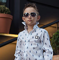 Стильная рубашка Polo, фото 3