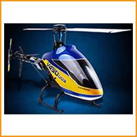 Вертолеты на радиоупралении